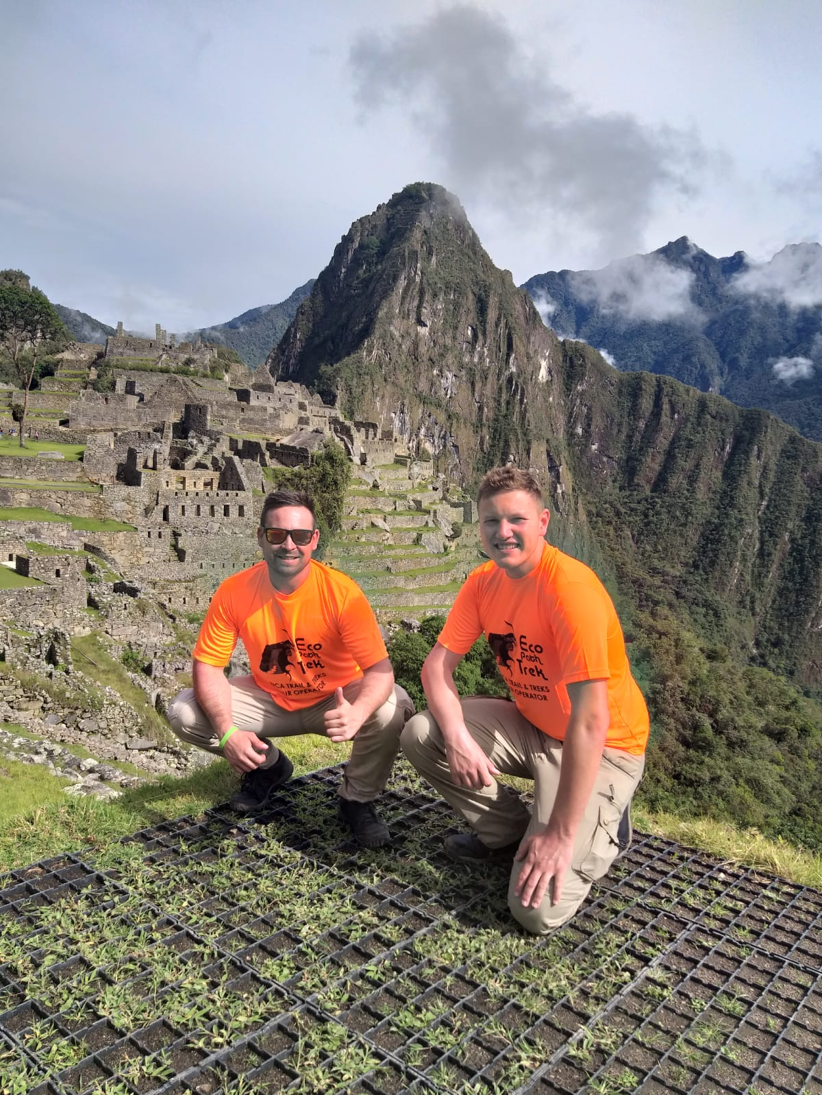 inca trail to machu picchu by andean path trek