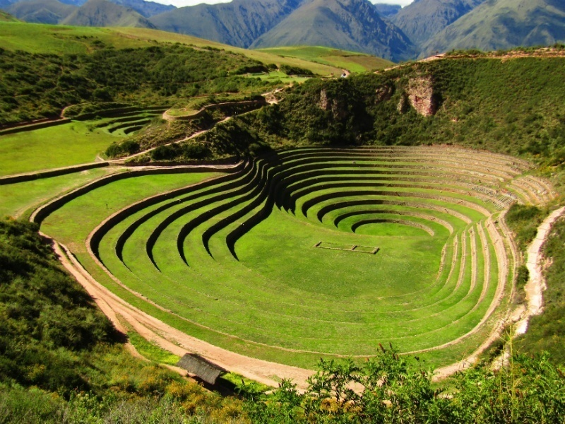 tour to sacred valley of the incas by andean path trek