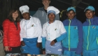 cocineros camino inca