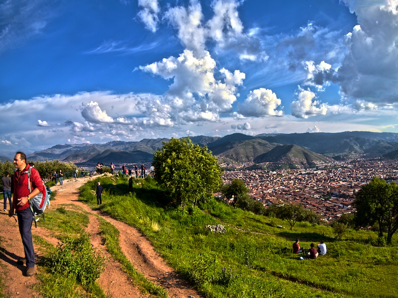 the weather in cusco